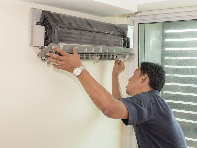 Air Con Repairs and Maintenance